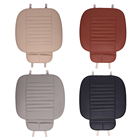 Car Seat Cushion Non-rollding Up Car Chair Cover Breathable Bamboo Charcoal Full Surround Seat Protect Mat Pad Auto Accessories