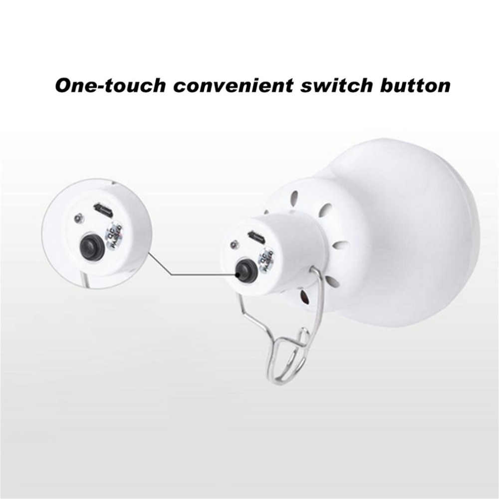 Portable Solar Powered LED Lampu Lampu dengan Suhu Tinggi & Menghancurkan Perlawanan untuk Aktivitas Luar Ruangan Darurat Baru