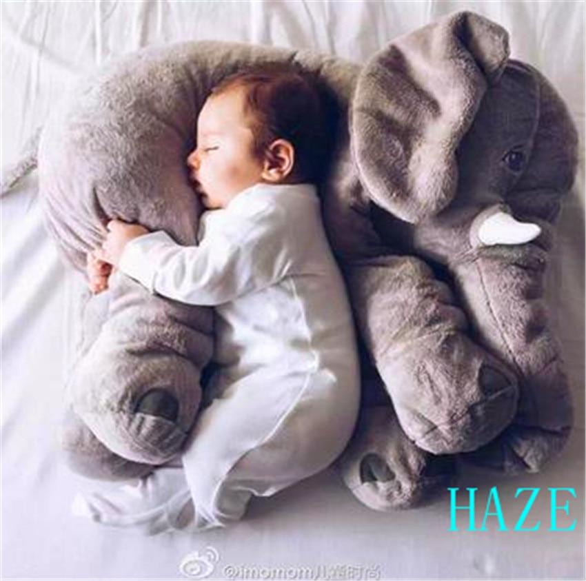 Cute Jumbo Elephant Stuffed Animal 22 5 Plush Kids Soft Toy In