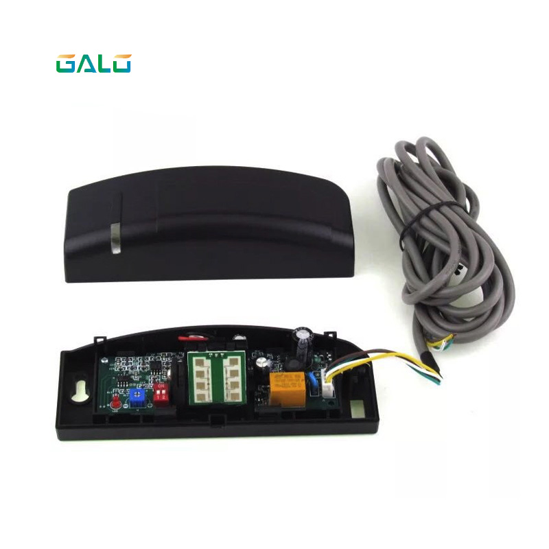 Bank Hotel Bus Station Glass Door Automatic Sliding Door Gate Infrared Motion Sensor Detector