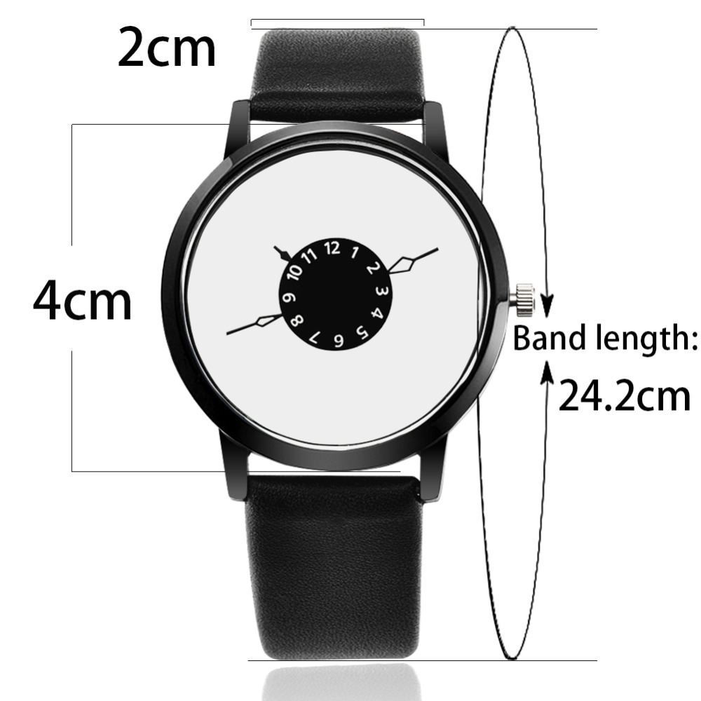 2019 New Hot Sell Watch Men Fashion Style Quartz Watches for Men Leather Straps Popular Unique Designer Mens Quartz-watch