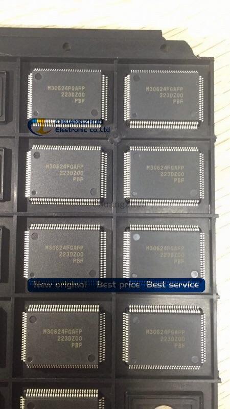 New Original M30624FGAFP  M30624  QFP100