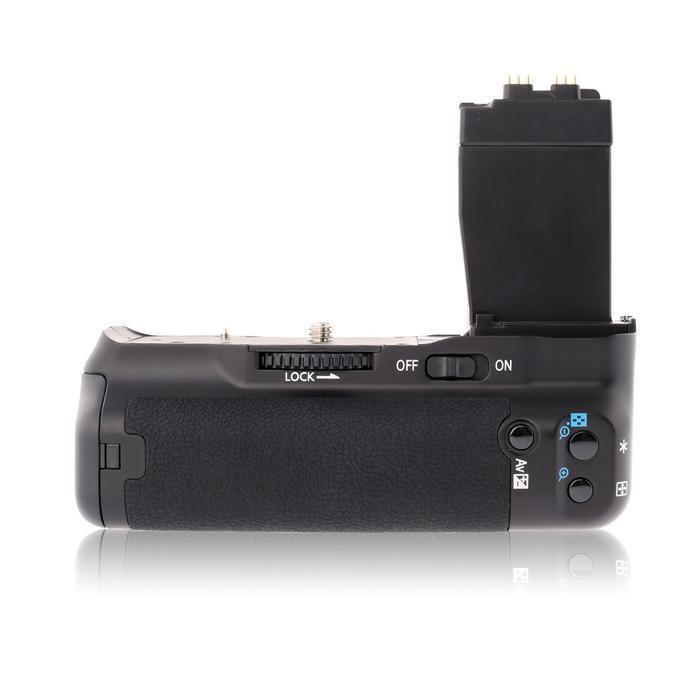 Prix pour MeiKe MK-550D POIGNÉE de BG-E8 Batterie Grip pour Canon 550D 600D 650D 700D T2i T3i T4i