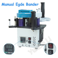 KD09 Manual Egde Bander Machine With Speed Control Model Signal Unit With CE English Manual Freeshiping