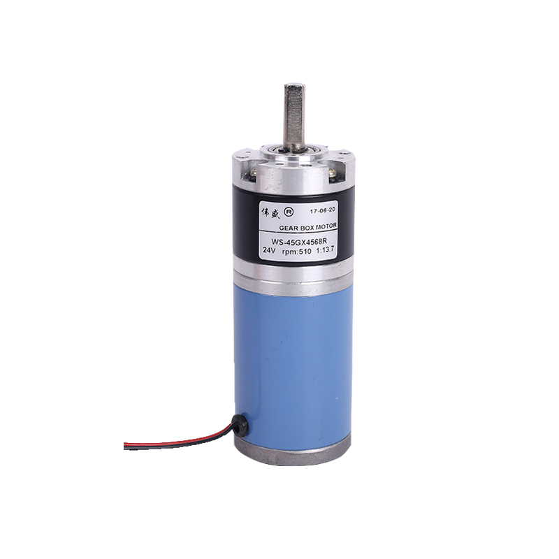 Planetary gear motor with shaft diameter 8mm 12V 24V planetary gear motor 45GX4568R DC gear motor in DC Motor from Home Improvement