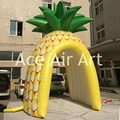 cheap inflatable promotion booth inflatable pineapple tent