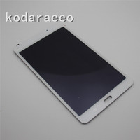 Kodaraeeo White For Samsung Galaxy Tab A T280 Tablet PC LCD Display Touch Screen Digitizer Glass