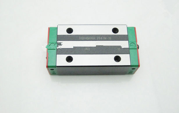 ФОТО HGH45HA HIWIN Linear Guideways Rail Carriage Block with Grease Nipple match HGR45 CNC DIY