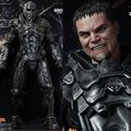 """1/6 scale figure doll Superman Man of Steel armor eneral Zod,12"""" action figures doll.Collectible figure model toy"""