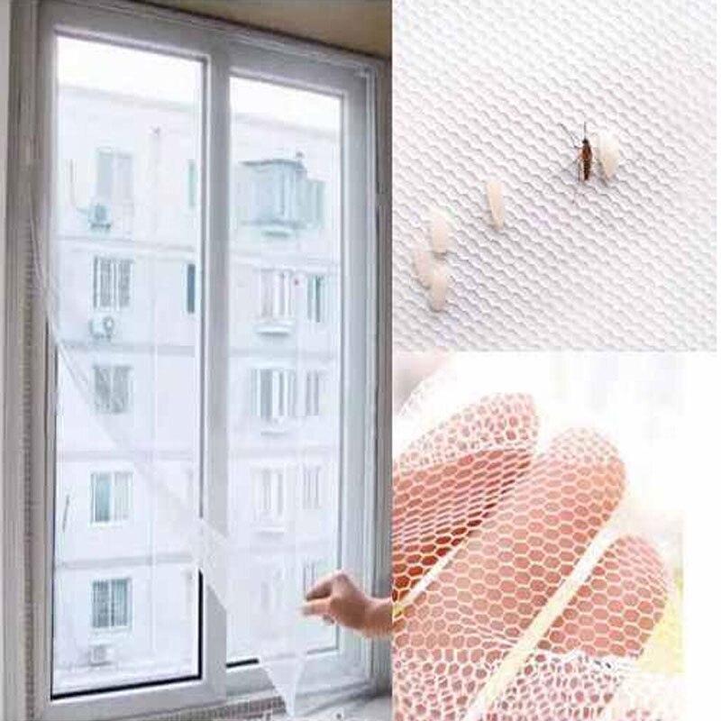 Summer DIY Insect Fly Bug Mosquito Door Window Net Mesh ...