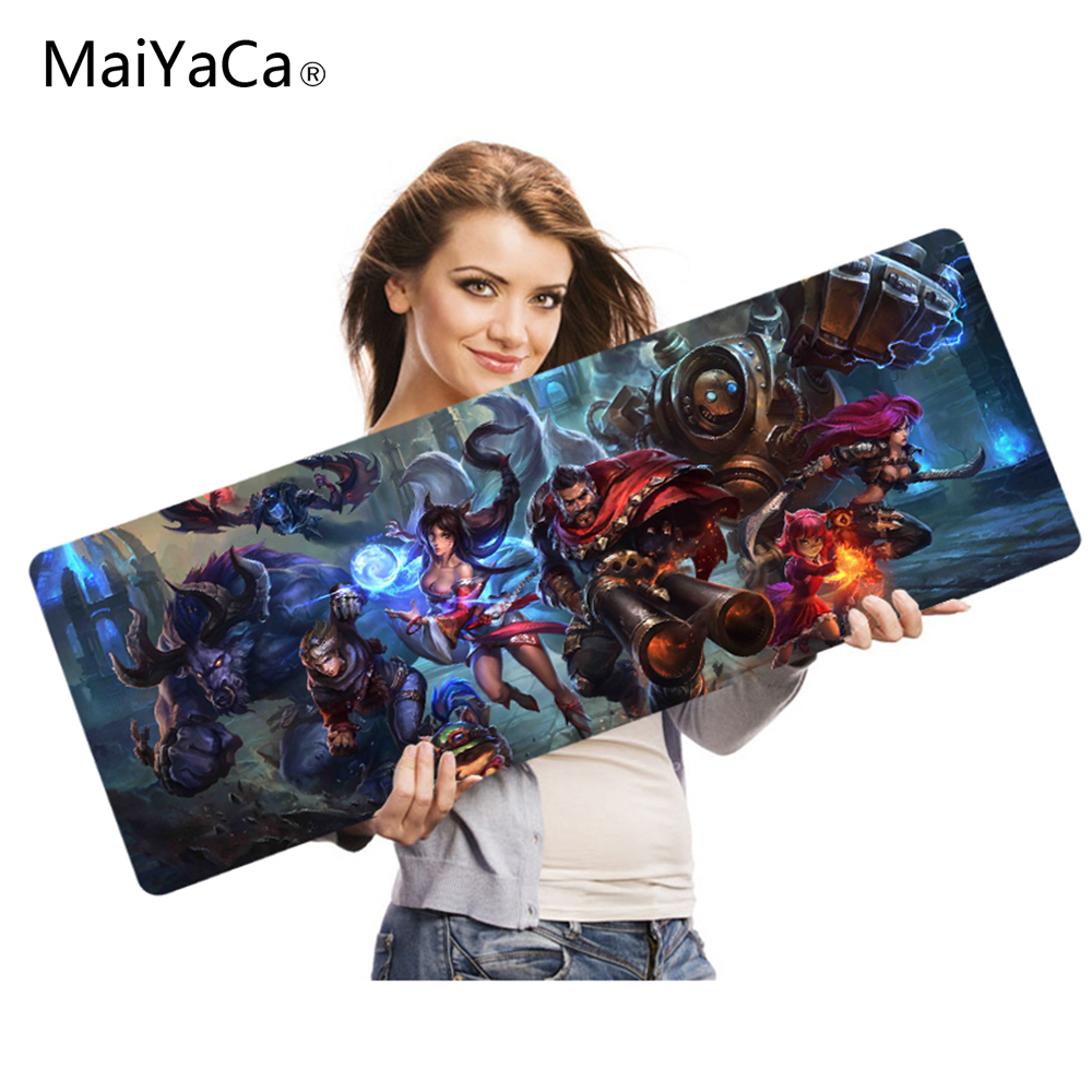 MaiYaCa Original Design Computer Speed Mouse Pads Maxresdefault Gaming Mouse Pad Rubber Gamer Soft Comfort Mouse Mat