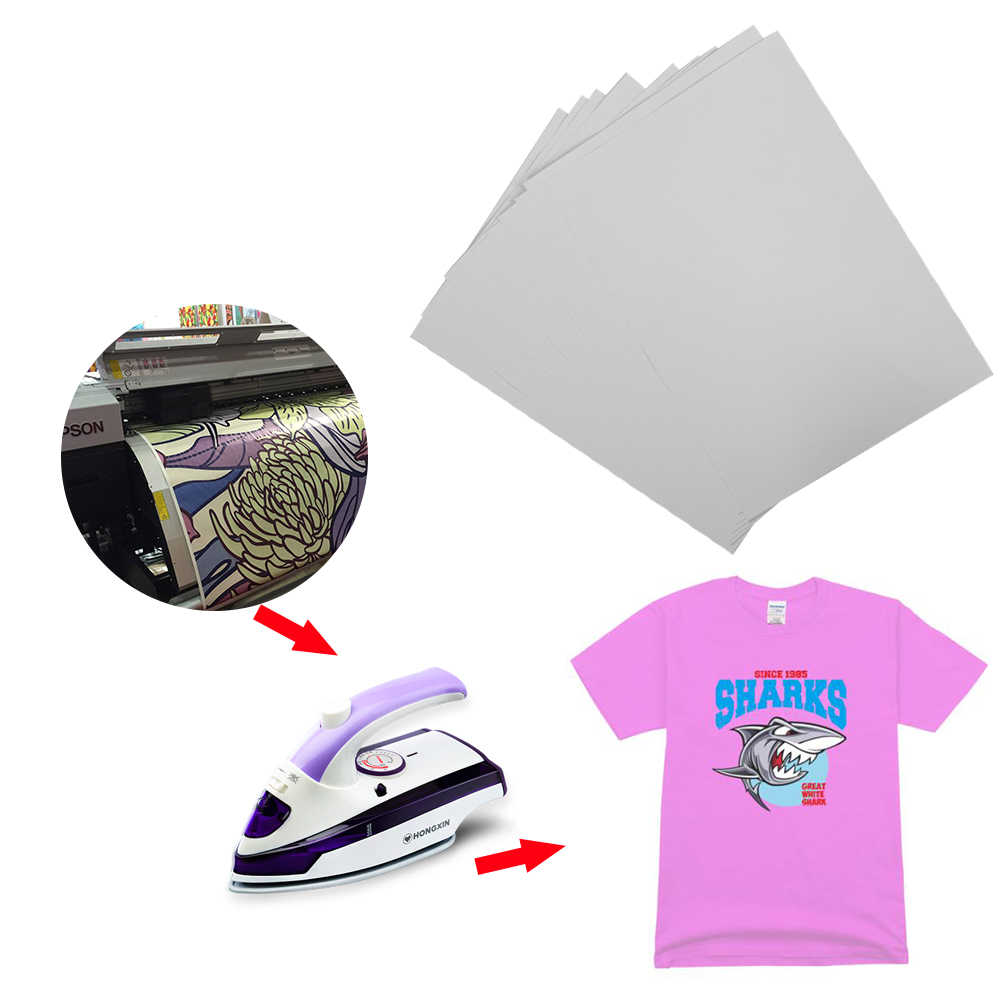 How To Make T Shirts Using Transfer Paper - DREAMWORKS