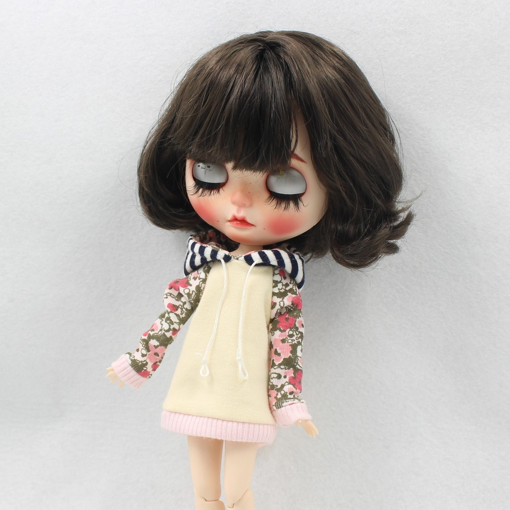 Neo Blythe Doll Hoodie & Pant With Shoes 4