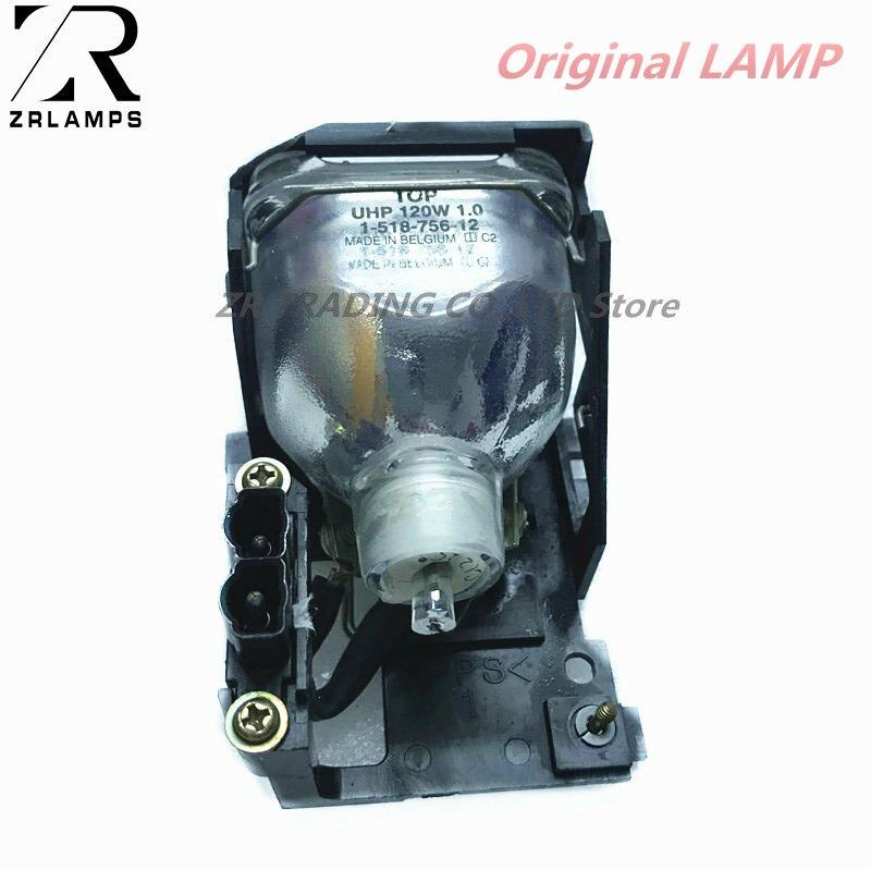 ZR Top Quality LMP C121 100 Original Projector Bulb Lamp With Housing For VPL CS3 VPL