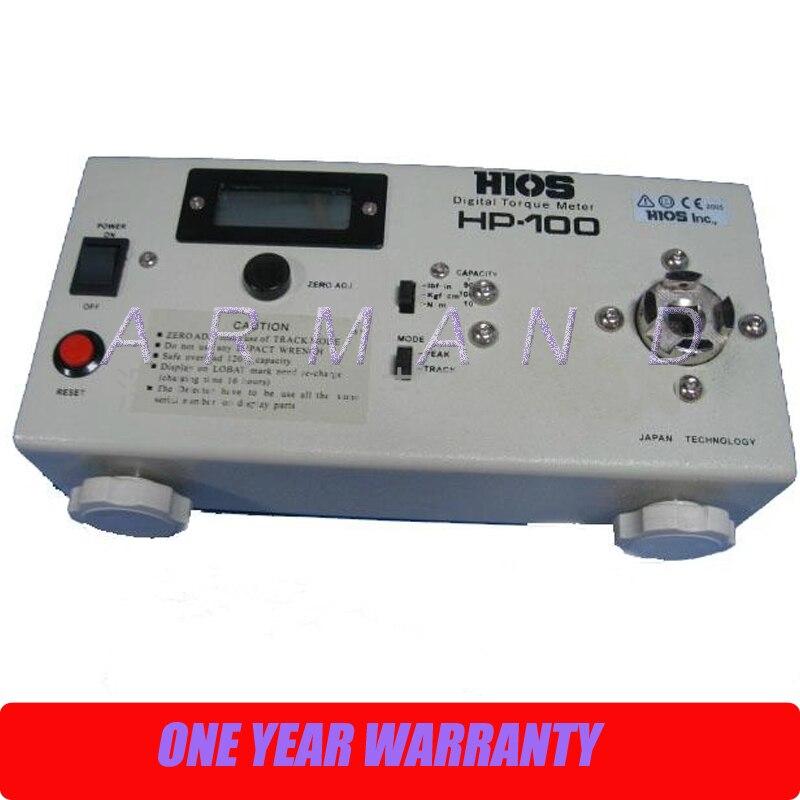 HIOS hp-potere concesso coppia, elettrico tester di coppia