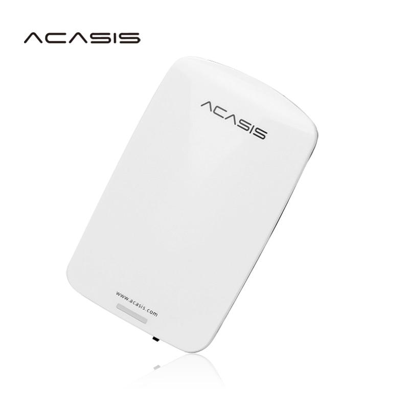 Gratis Verzending Op Verkoop ACASIS Originele 250 GB 2.5 ''USB2.0 HDD Mobiele Harde Schijf Externe Harde Schijf Hebben Power Schakelaar Goede Prijs
