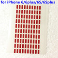 "50set/Lot New Original For iphone 6 6 plus 6S 6S plus 4.7"" 5.5"" card tray water damage indicator sticker Replacement"