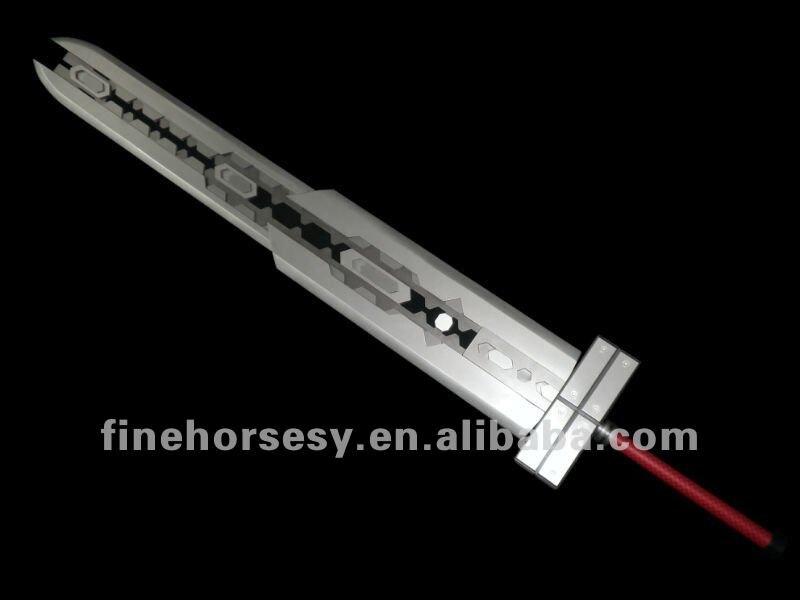 Final Fantasy VII (Advent Children) Cloud Strife Buster ... Final Fantasy Cloud Strife Sword