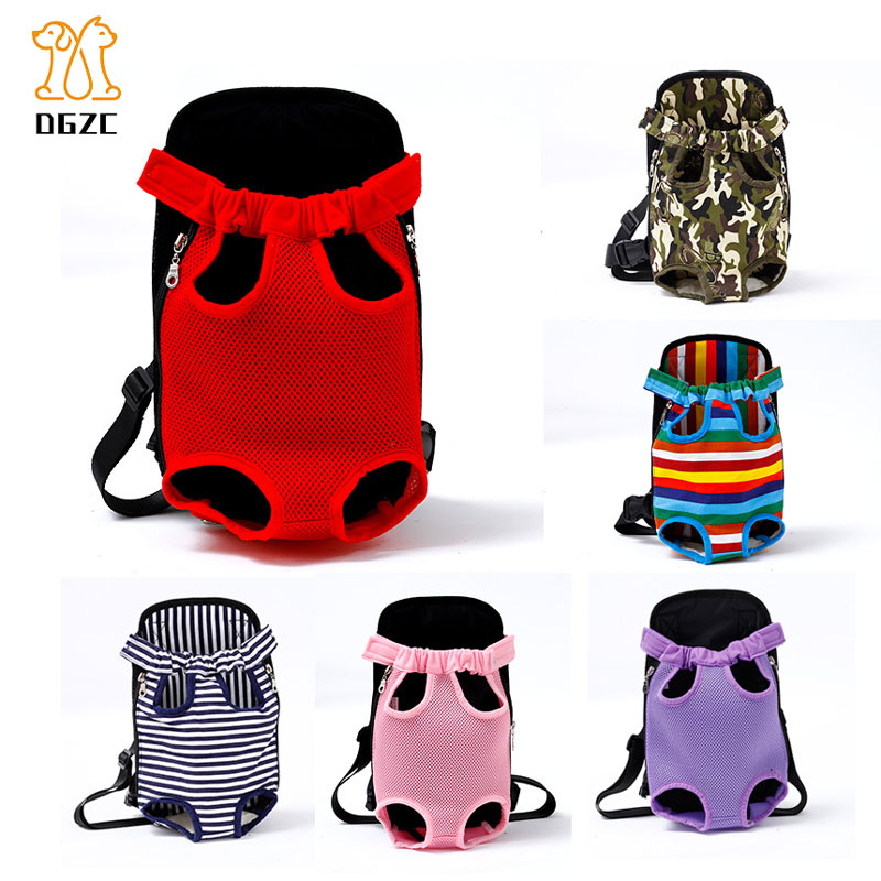 Small, Puppy, Pet, Front, Holder, Bag