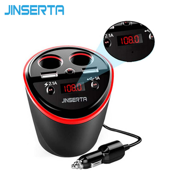 6-in-1 MP3 Player Handsfree Wireless Bluetooth FM Transmitter Modulator Car Kit 2 USB ports LCD Car Cigarette Lighter adapter usb