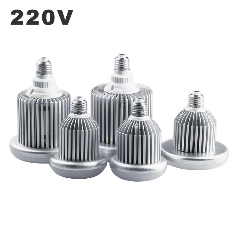 220V Led Bulbs E27 E40 Led Mushroom Lights 100w 150W High Quality Industrial Lighting Large Wattage LED Lamp BulbWorkshop Lights