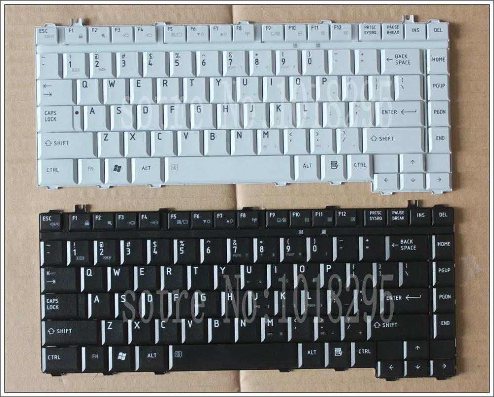 Nouveau US Clavier D'ordinateur Portable pour Toshiba Satellite A200 A205 A210 A215 Qosmio F40 F45 G40 G45 F50 F55 NOUS Clavier