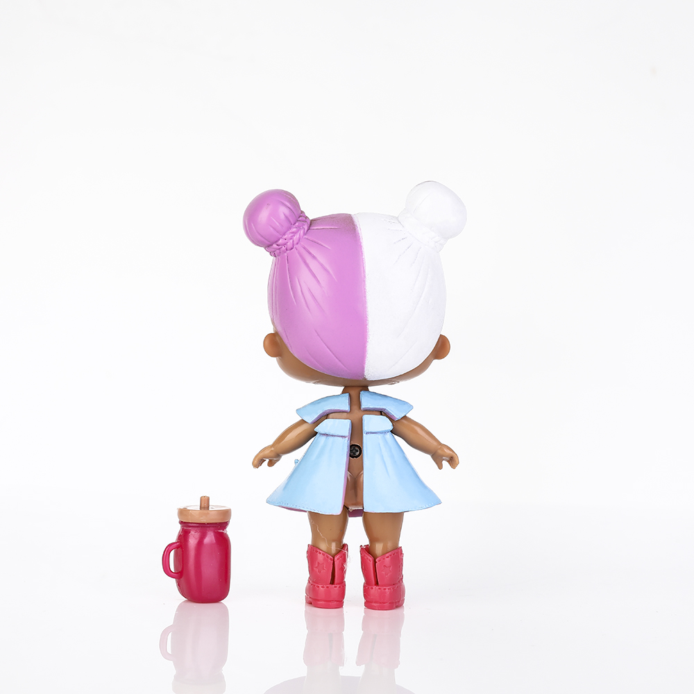 8 Colors Lol Doll Diy Kids Toy Can Wear Clothes And Shoes Each Bott Funko Pop Doraemon 6w9a0240 6w9a0241