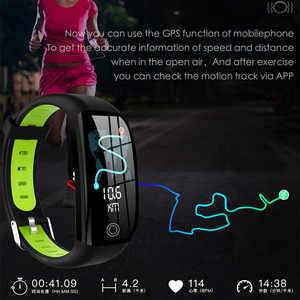 Image 5 - ONEVAN Smart Band Women Fitness Bracelet Heart Rate Blood Pressure Monitor Men GPS Sport Tracker Smart Watch for Android IOS