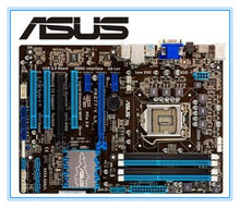 original motherboard for Asus P8Z77-V LX DDR3 LGA 1155 32GB for I3 I5 I7 CPU Z77 Desktop Motherboard Free shipping(China)
