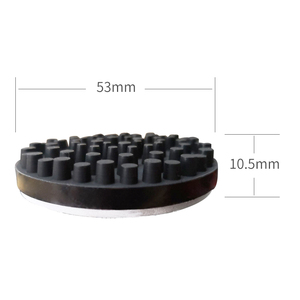Image 5 - LEORY 4PCS LP Record Stand Foot Slipproof Soundproof Silica Gel Isolation Turntable  Feet Pads Base Mat For Turntable Phonograph