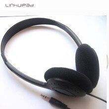 Linhuipad 3.5mm tanie słuchawki zestaw słuchawkowy 10 sztuk/partia darmowa wysyłka za pośrednictwem poczty