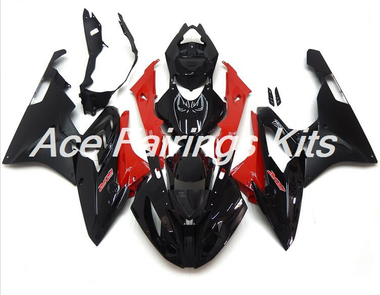 New ABS motorcycle Fairings Kit Fit For BMW S1000RR 2015 2016 S1000 2015 2016 Injection Mold Bodywork set Custom Red Black image