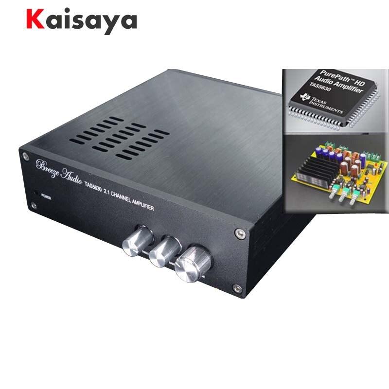new The wind TAS5630 2.1 Home audio power amplifier 150WX2 300WX1 G3-006 new the wind tas5630 2 1 home audio power amplifier 150wx2 300wx1 g3 006