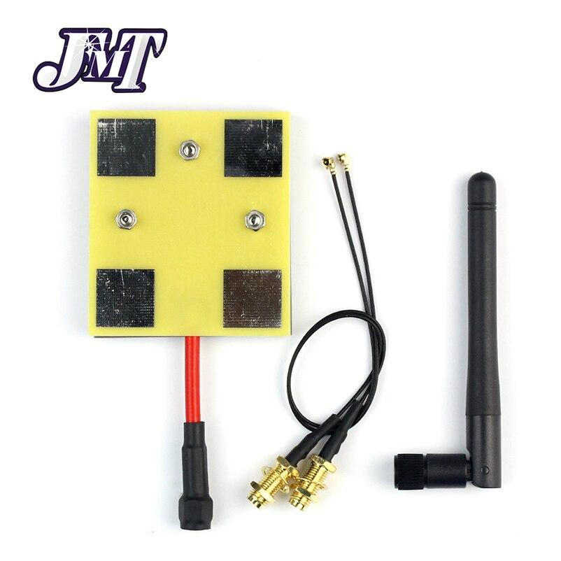 JMT 5 8G FPV Enhanced Range Modification Panel Antenna Kit 14dBi For Hubsan H501S H502S Drone