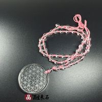 Special Recommendation Bead Curtain Gray Life Paragraph Crystal Pendant Style Poly Energy Evil