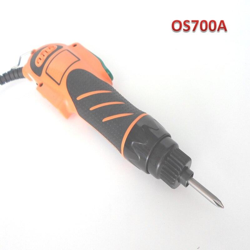 Cacciavite elettrico OS700A cacciavite elettrico 60 kg / f.cm - Utensili elettrici - Fotografia 4