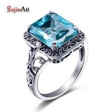 Szjinao טבעות אופנה טבעת