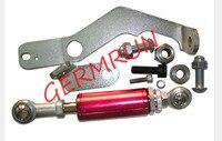 New Engine Torque Damper Brace Kit Red For 92 00 CIVIC 93 97 DEL SOL D15 D16 EG EK AF CA0177 D16 RD