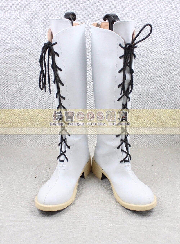 AMNESIA heroine cosplay Shoes Boots Custom Made 9653