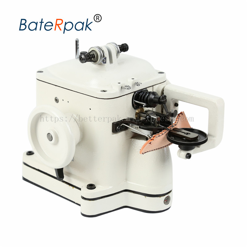 BateRpak SM 402A High quality single line chain high speed fur Sewing machine no table no