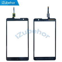 """5.3"""" Front Glass sensor panel For Lenovo S898 S898t Touch Screen Digitizer Black Free Shipping"""