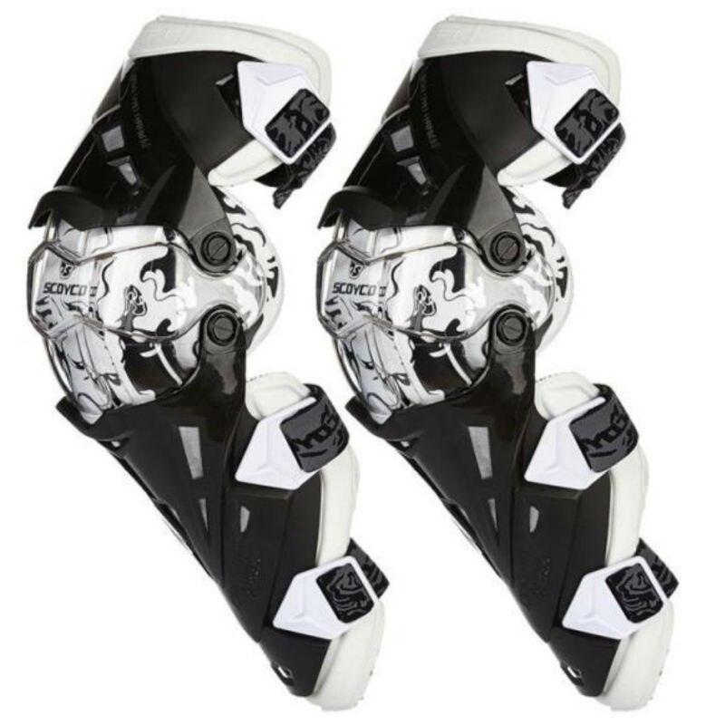 ФОТО Motorcycle Protective kneepad Scoyco K12 Knee Protector equipment joelheiras de motocross CE Approval Guards racing 3 Colors
