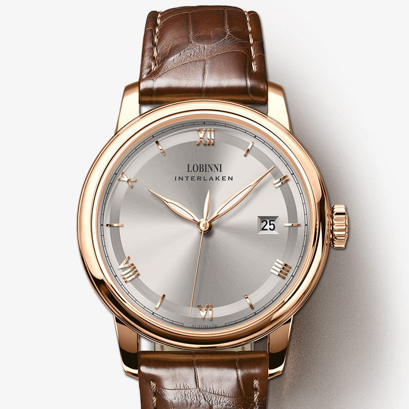 LOBINNI Men Watch Luxury Brand Japan MIYOTA Automatic Mechanical MOVT Men s Wirstwatches Sapphire Leather Relogio