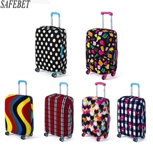 Suitcase apply luggage dust covers sets cases protective elastic inch box