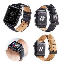 Модная кожаная Пряжка ремешок для Apple Watch Series 4/3/2/1 38 42 мм Замена ремень 40 44 мм ремешки для iWatch Edition