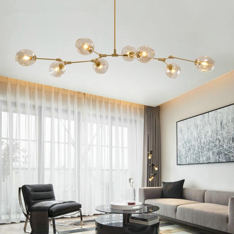 Scandinavian Living Room Lighting