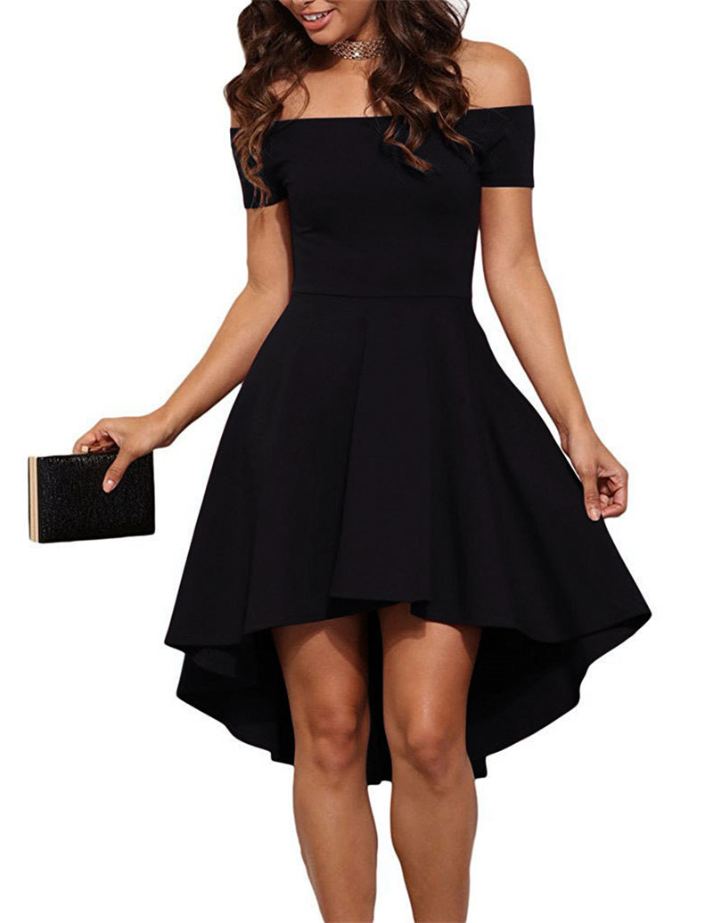 HTB1Dn30QpXXXXb9XFXXq6xXFXXX7 - Midi Dresses Sexy Elegant Party Club Off Shoulder PTC 176