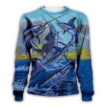 PLstar Cosmos 3D Fishing Clothes All Over Printed Shirts Tee 3D Print Hoodie/Sweatshirt/Jacket/Zipper Man Women hip hop style-11