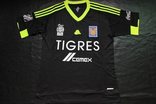 new arrival 1ea17 64125 € 21.53  1516 top thai quality new jersey Mexico Tigres de football club  soccer jersey customized football shirt dans Football maillots de Sports et  ...