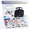 DIY Электроники Quad Drone Quadcopter MWC Multiwii 6D-Box Starter Kit Для Arduino с 2.4 ГГц RC 6-осевой Гироскоп